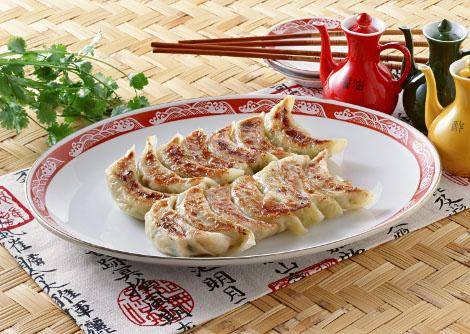 chinese gyoza