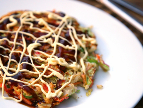 Okonomiyaki (Japanese Pancake) Recipes — Dishmaps
