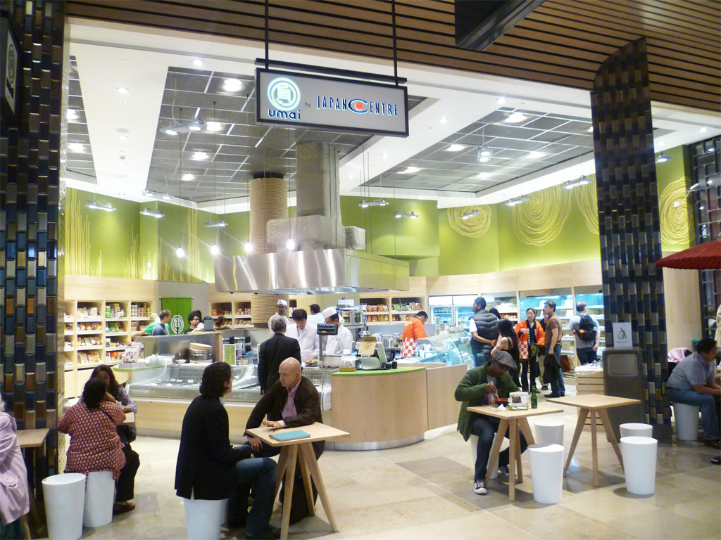 New Umai By Japan Centre Sushi Amp Deli At Westfield
