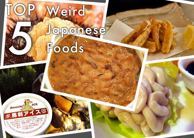 Strangest Japanese Fast Food Restaurant