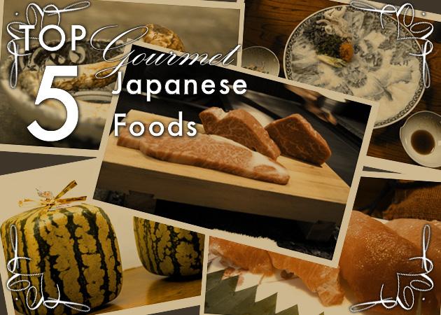 Japanese Gourmet Foods