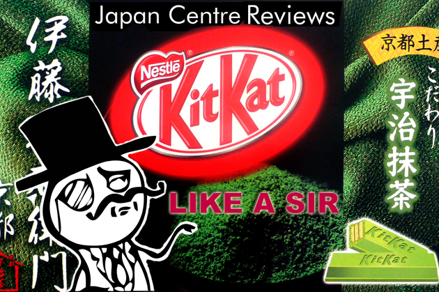 Kit Kat Like A sir