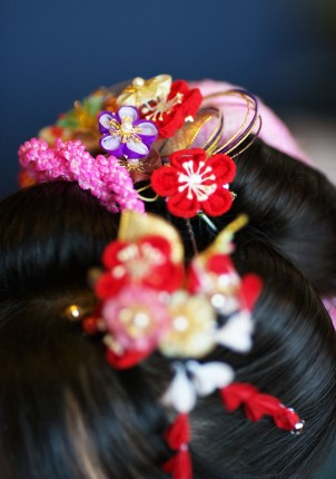 Shichi-Go-San Hair Decorations