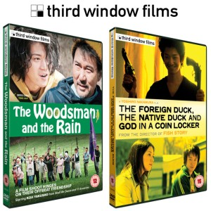 Third Window's 'The Woodsman and the Rain' and ' The Foreign Duck, The National Duck and God in A Coin Locker'