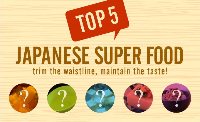 top 5 japanese super food japancentre blog