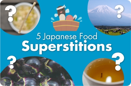 Japanese Food Superstitions