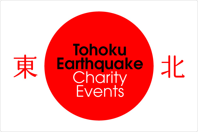 tohoku earthquake charity events