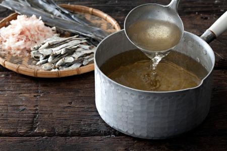 Bonito Flakes & Konbu Kelp, Iriko Anchovies... Dashi is Made with a Few of my Favourite Things