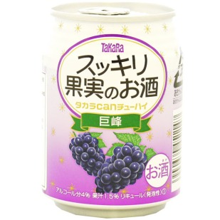 Takara Grape Chu-Hai