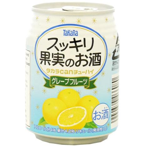 Takara Grapefruit Chu-Hai