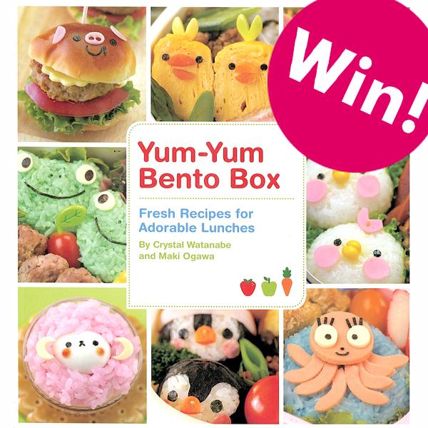 WIN Yum-Yum Bento Box