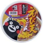 Kumamon Prawn Tempura Udon Noodles