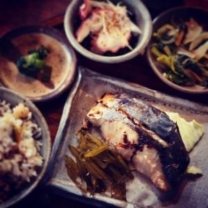 Beautiful Shio Koji Marinated Fish