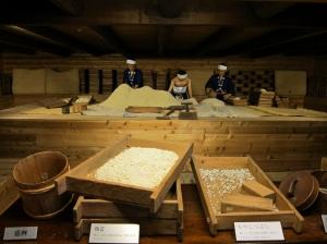 Innoculating Rice with Koji Spores