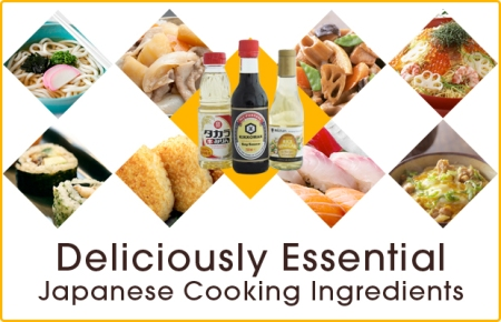 Deliciously Essential Japanese Cooking Ingredients