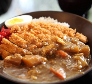 Mmm, Curry!