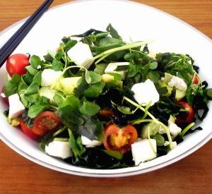 Wakame & Tofu Salad