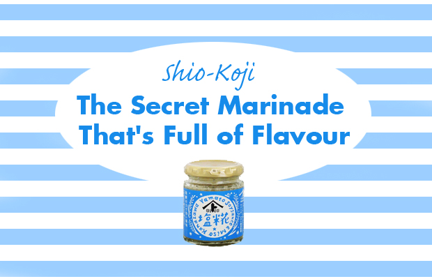 Shio-Koji - The Secret Marinade That's Full of Flavour