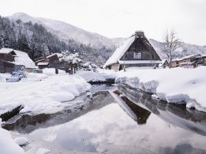flickr かがみ~ shirakawago house