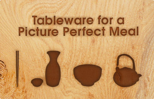Tableware for a Picture Perfect Meal