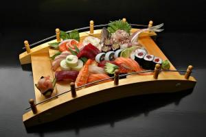 flickr Pedro Moura Pinheiro sushi board