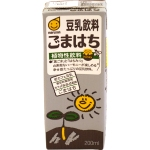 Marusanai Black Sesame and Honey Soy Drink