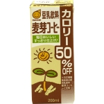 Marusanai Low Calorie Malt Coffee Soy Drink