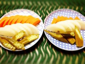 Nukazuke Pickles