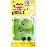 Kai Houseware Cute Sandwich Cutter