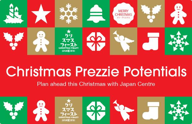 Christmas Prezzie Potentials