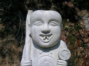 Konaki Jiji Statue
