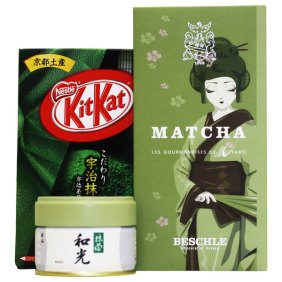 matcha-chocolate-set