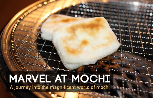 Marvel at Mochi