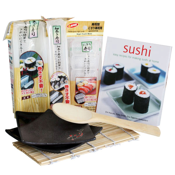 how to become a sushi master