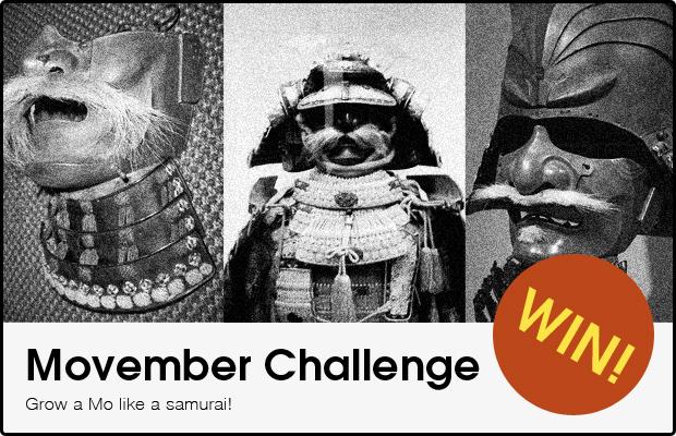 Movember Challenge