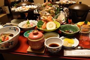 Onsen Ryokan Food Aomori