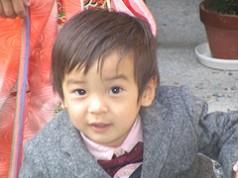 Shichi go san, suit