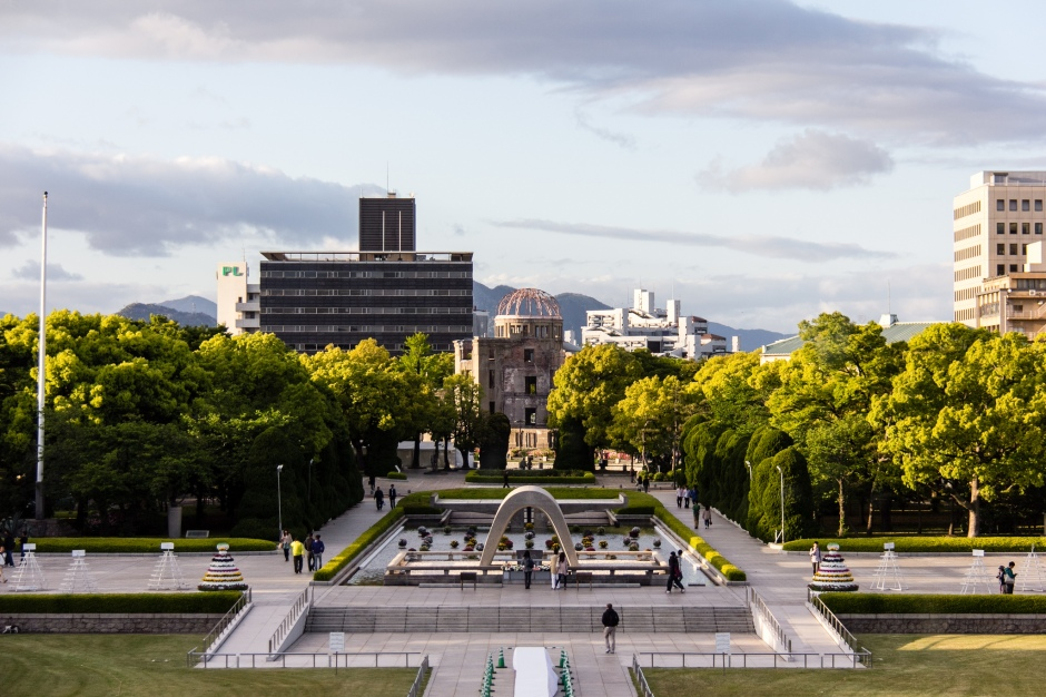 Hiroshima Peace Memorial Park - Chad Dao - flickr