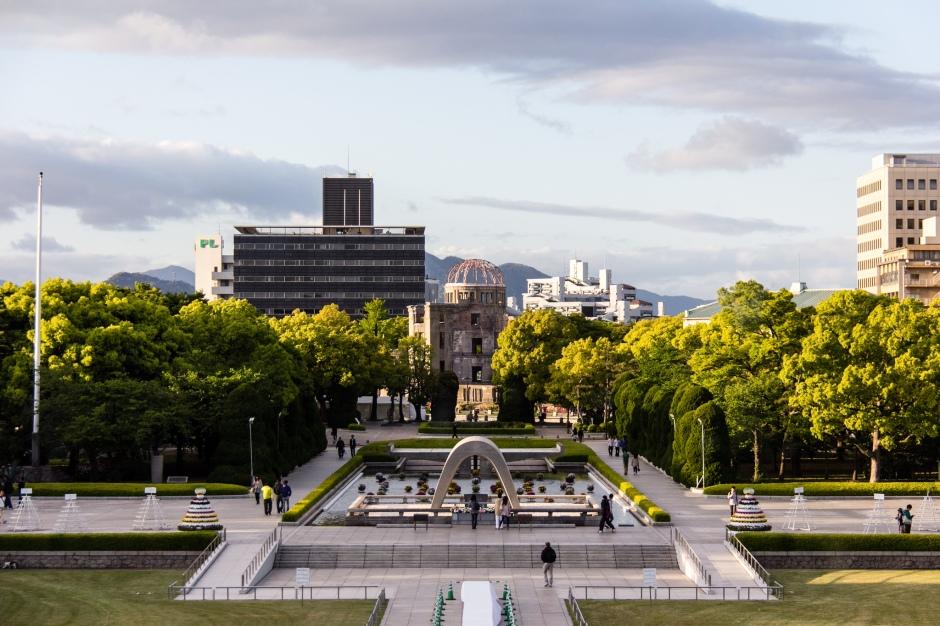 Hiroshima Peace Memorial Park - Chad Dao - flickr