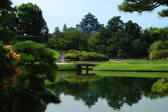 Korakoen - Okayama Garden - @sk - flickr