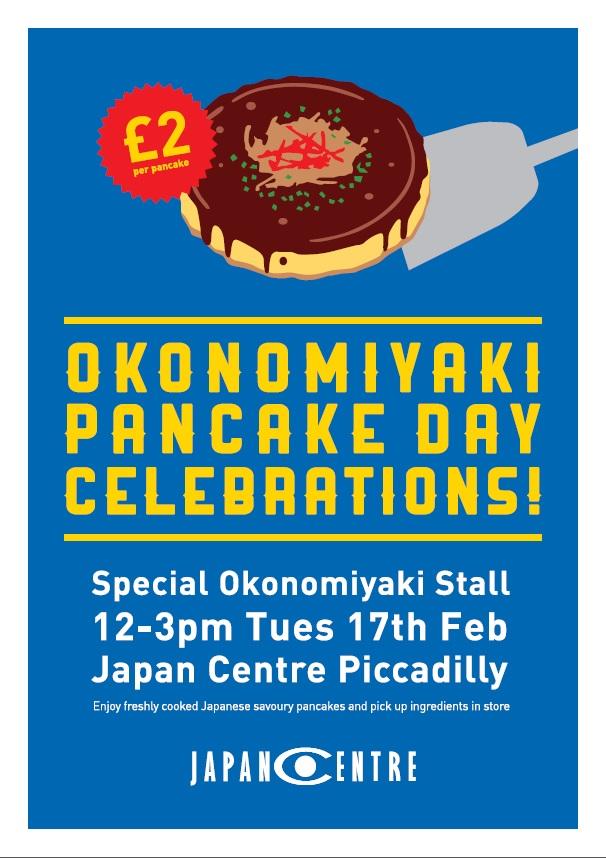 okonomiyaki event