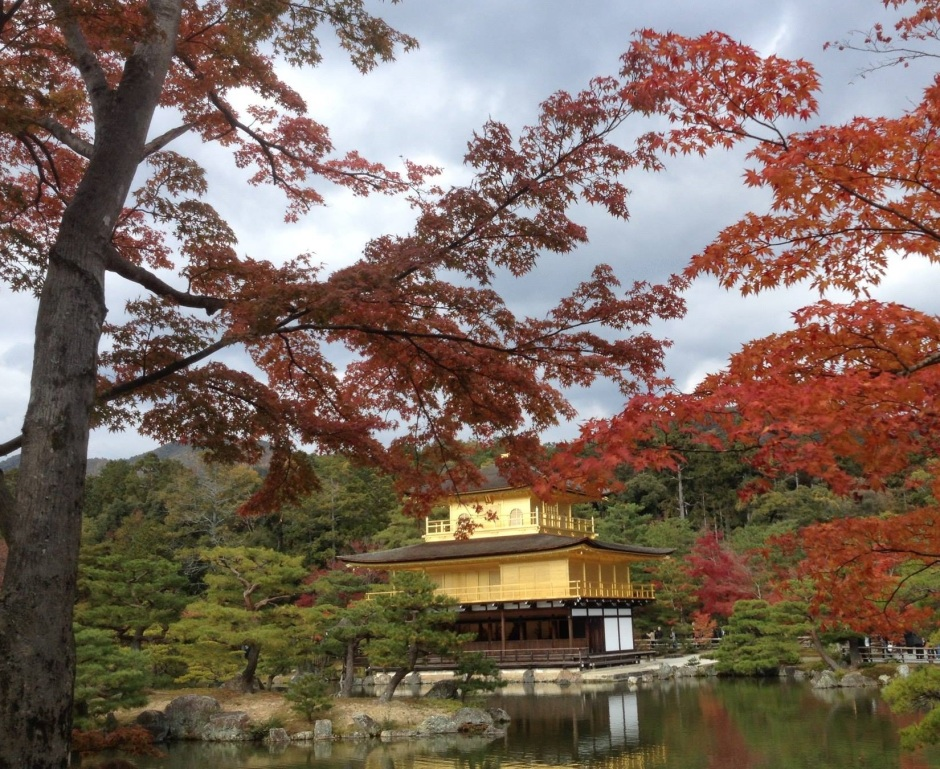 KYOTO - kinkakuji