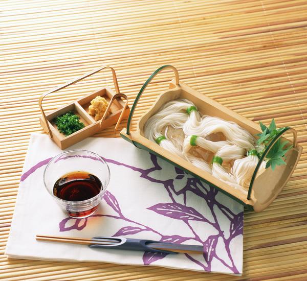 recipe - somen yuzu