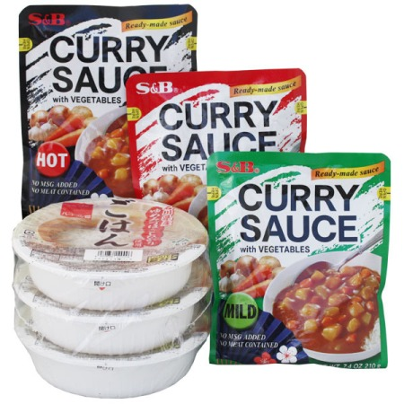 starter kit curry