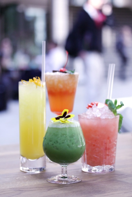 SHORYU COCKTAILS