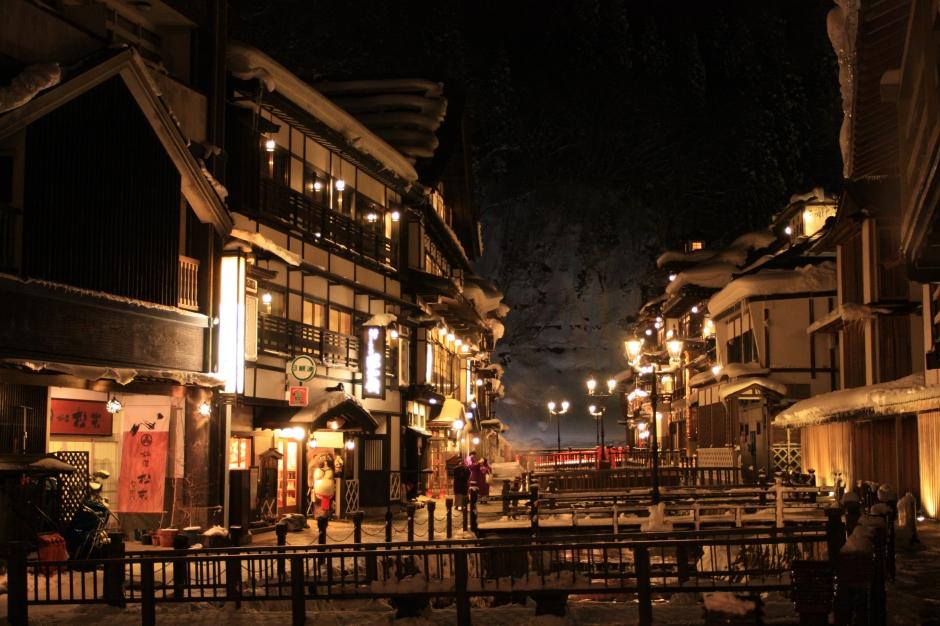H.Stephanie - 銀山温泉 - flickr