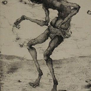 Toshihiko Ikeda - Old Man