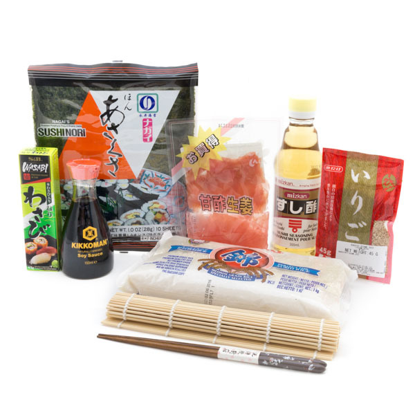 Mother's Day sushi making kit