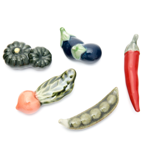 11645-ceramic-chopstick-rests-mixed-vegetables