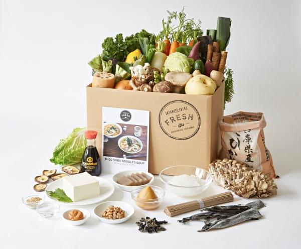Japan Centre Fresh Tofu Box